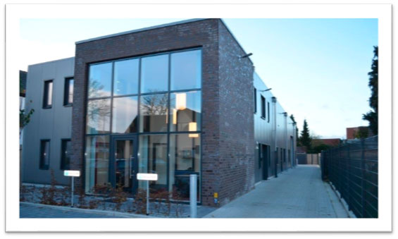 ATT Neues Unternehmensgebäude